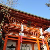 楓が指さした場所は京都での柾樹の氏神様「今宮神社」のすぐ北東の一角だった。 撮影 三和正明